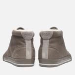 Мужские ботинки Polo Ralph Lauren Zale S Charcoal Grey фото- 3