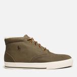 Мужские ботинки Polo Ralph Lauren Zale S Olive фото- 0