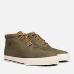 Polo Ralph Lauren Zale S Shoes Olive photo- 1