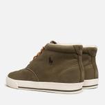 Мужские ботинки Polo Ralph Lauren Zale S Olive фото- 2