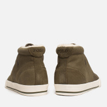 Мужские ботинки Polo Ralph Lauren Zale S Olive фото- 3