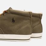 Мужские ботинки Polo Ralph Lauren Zale S Olive фото- 6