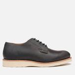 Мужские ботинки Red Wing Shoes 3103 Postman Rough & Tough Charcoal фото- 0
