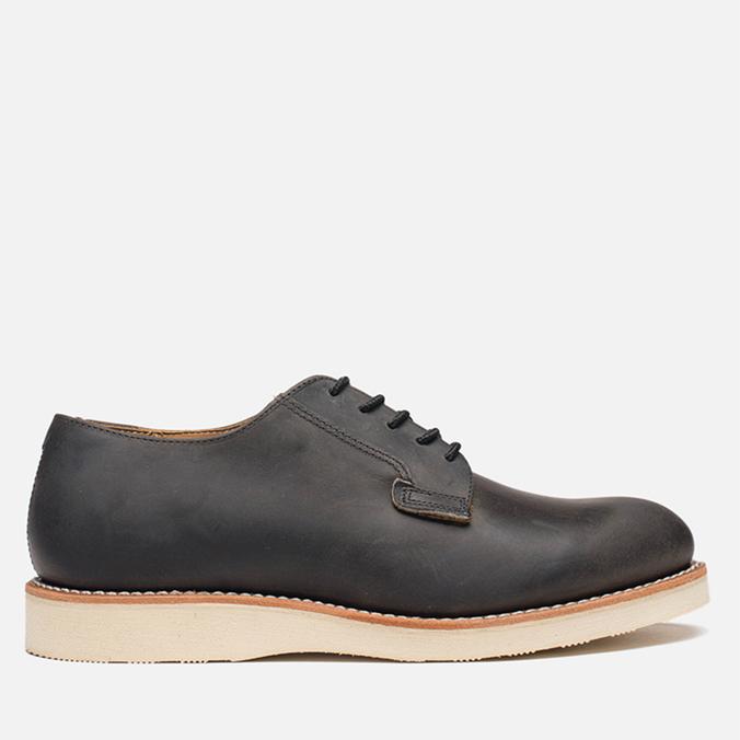 Мужские ботинки Red Wing Shoes 3103 Postman Rough & Tough Charcoal