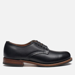 Red Wing 9043 Beckman Oxford Shoes Black photo- 0