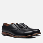 Red Wing 9043 Beckman Oxford Shoes Black photo- 1