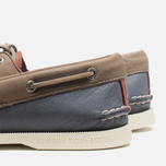 Мужские ботинки Sperry Top-Sider A/O 2-Eye Blue/Red/Beige фото- 6