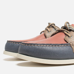 Мужские ботинки Sperry Top-Sider A/O 2-Eye Blue/Red/Beige фото- 5