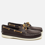 Sperry Top-Sider A/O 2-Eye Women's Shoes Classic Brown  photo- 1