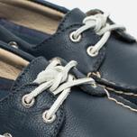 Женские ботинки Sperry Top-Sider A/O 2-Eye Deerskin Navy фото- 5