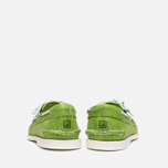 Sperry Top-Sider A/O 2-Eye Echo Men's Shoes Green photo- 3