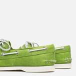 Sperry Top-Sider A/O 2-Eye Echo Men's Shoes Green photo- 7