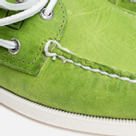 Sperry Top-Sider A/O 2-Eye Echo Men's Shoes Green photo- 5