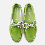 Sperry Top-Sider A/O 2-Eye Echo Men's Shoes Green photo- 4
