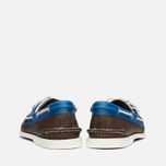Мужские ботинки Sperry Top-Sider A/O 2-Eye Seaglass Brown/Blue фото- 3