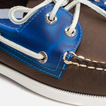Мужские ботинки Sperry Top-Sider A/O 2-Eye Seaglass Brown/Blue фото- 5