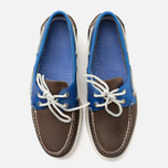 Мужские ботинки Sperry Top-Sider A/O 2-Eye Seaglass Brown/Blue фото- 4