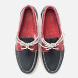 Мужские ботинки Sperry Top-Sider A/O 2-Eye Seaglass Navy/Red фото- 4
