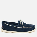 Мужские ботинки Sperry Top-Sider A/O 2-Eye Suede Navy фото- 0