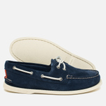 Мужские ботинки Sperry Top-Sider A/O 2-Eye Suede Navy фото- 2