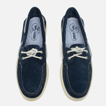 Мужские ботинки Sperry Top-Sider A/O 2-Eye Suede Navy фото- 3