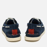 Мужские ботинки Sperry Top-Sider A/O 2-Eye Suede Navy фото- 4
