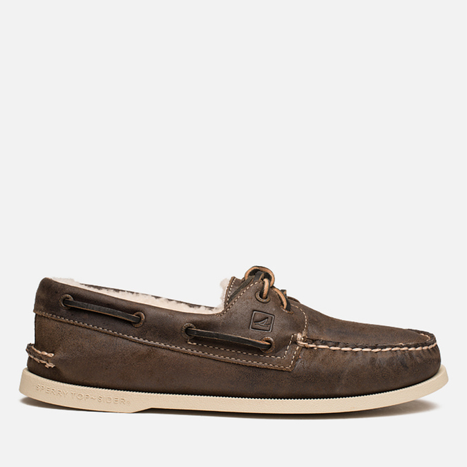 Мужские ботинки Sperry Top-Sider A/O Winter Brown