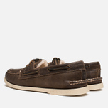 Мужские ботинки Sperry Top-Sider A/O Winter Brown фото- 2