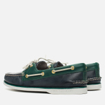 Мужские ботинки Sperry Top-Sider Gold Cup A/O 2-Eye Blue/Green фото- 2
