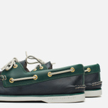 Мужские ботинки Sperry Top-Sider Gold Cup A/O 2-Eye Blue/Green фото- 5