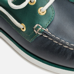 Мужские ботинки Sperry Top-Sider Gold Cup A/O 2-Eye Blue/Green фото- 6