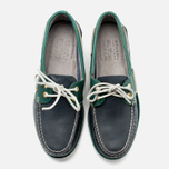 Мужские ботинки Sperry Top-Sider Gold Cup A/O 2-Eye Blue/Green фото- 4