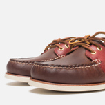 Мужские ботинки Sperry Top-Sider Gold Cup A/O 2-Eye Brown/Red фото- 5