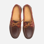 Мужские ботинки Sperry Top-Sider Gold Cup A/O 2-Eye Brown/Red фото- 4