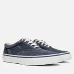 Мужские кеды Sperry Top-Sider Striper CVO Navy фото- 1