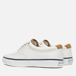 Мужские кеды Sperry Top-Sider Striper CVO White фото- 2
