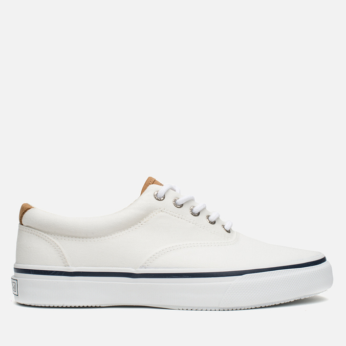 Мужские кеды Sperry Top-Sider Striper CVO White