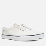 Мужские кеды Sperry Top-Sider Striper CVO White фото- 1