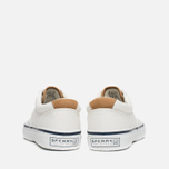 Мужские кеды Sperry Top-Sider Striper CVO White фото- 3