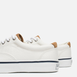Мужские кеды Sperry Top-Sider Striper CVO White фото- 7