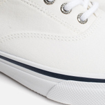 Мужские кеды Sperry Top-Sider Striper CVO White фото- 6