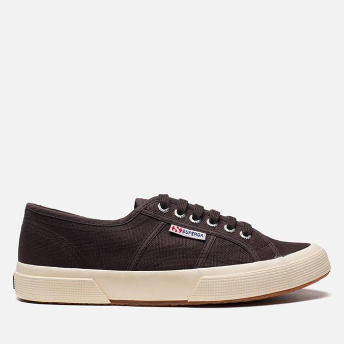 Кеды Superga 2750 Cotu Classic Dark Chocolate