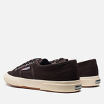 Кеды Superga 2750 Cotu Classic Dark Chocolate фото- 2