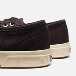 Кеды Superga 2750 Cotu Classic Dark Chocolate фото- 6