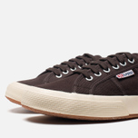 Кеды Superga 2750 Cotu Classic Dark Chocolate фото- 5