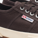 Кеды Superga 2750 Cotu Classic Dark Chocolate фото- 7