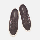 Кеды Superga 2750 Cotu Classic Dark Chocolate фото- 4