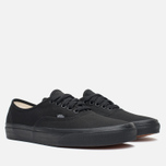 Кеды Vans Authentic Black фото- 1