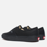 Кеды Vans Authentic Black фото- 2
