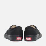 Кеды Vans Authentic Black фото- 3
